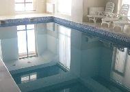 отель Hotel Crystal: Бассейн