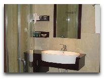 отель Hotel Crystal: Ванная