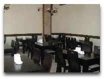 отель Hotel Crystal: Ресторан
