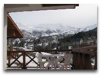отель Hotel Crystal: Вид из окна