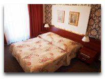 отель Dal Hotel: Апартаменты маленькие, спальня