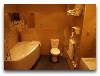 отель Dal Hotel: Ванная комната в апартаментах