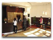 отель Dal Hotel: Ресепшен
