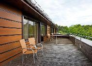 отель Gabija: Deluxe с балконом