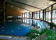 отель Gudauri Marco Polo: Бассейн