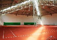 отель Gudauri Marco Polo: Теннисные корты