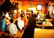 отель Gudauri Marco Polo: Снек-бар