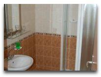 отель Hotel Jurate (Nida): Ванная комната номера Люкс Villa Jurate