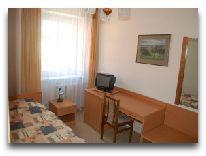 отель Hotel Jurate (Nida): Одноместный номер Villa Jurate