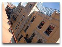 отель Hotel Justus: Блюменштрассе