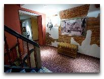 отель Hotel Justus: Интерьер отеля
