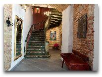 отель Hotel Justus: Лобби