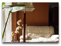 отель KMM Hotel: Уголок в отеле