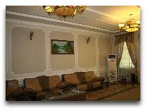 отель Hotel Mercury: Холл
