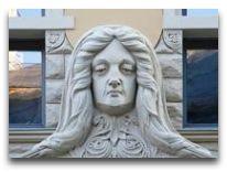 отель Neiburgs: Фасад отеля