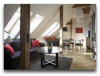 отель Neiburgs: Двухэтажные Apartments