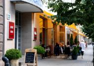 отель Neringa: Летняя терраса