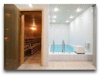 отель Neringa: Сауна