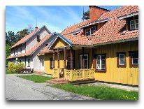 отель Hotel Nidos Banga (Nida): Villa Krazgute