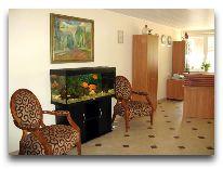 отель Hotel Nidos Banga (Nida): Ресепшен Villa Vaiva