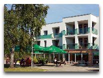 отель Hotel Nidus (Nida): Здание отеля