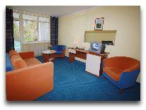 отель Hotel Nidus (Nida): Номер люкс
