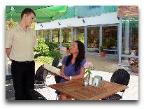 отель Hotel Nidus (Nida): Ресторан