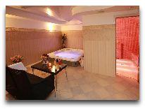 отель Hotel Nidus (Nida): Сауна