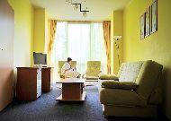 отель Pušynas: Комната отдыха в номере