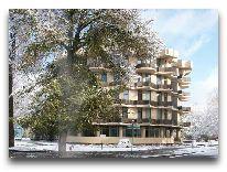 отель Pušynas: Зима