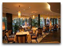 отель Pušynas: Ресторан