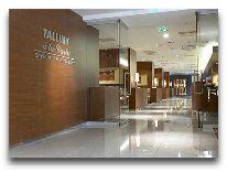 отель Tallink City Hotel: Вход в ресторан