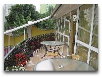 отель Villa Arus: Терасса