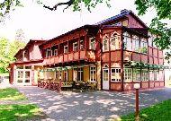 отель Hotel Villa Flora (Juodkrante)