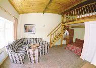 отель Hotel Villa Flora (Juodkrante): Двухуровневый номер