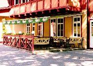 отель Hotel Villa Flora (Juodkrante): Летняя терраса