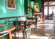 отель Hotel Villa Flora (Juodkrante): Ресторан