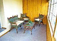 отель Hotel Villa Flora (Juodkrante): Терраса номера