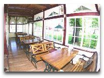 отель Hotel Villa Flora (Juodkrante): Зал ресторана