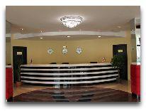 отель Hotel Villa Palas: Ресепшен