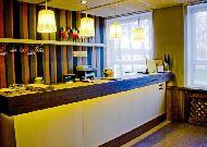 отель Hotel Wironia: Ресепшн