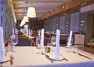отель Hotel Wironia: Ресторан