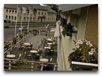 отель Hotel Wironia: Летняя терасса