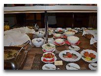 отель Hotel Wironia: Шведский стол