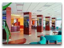 отель Wyspianski Hotel: Лобби