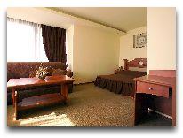 отель Hrazdan Hotel: Номер Standard DBL