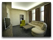 отель Hrazdan Hotel: Номер Senio Senior