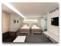 отель Hrazdan Hotel: Номер Standard Twin
