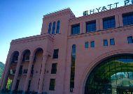 отель Hyatt Place Jermuk: Фасад отеля