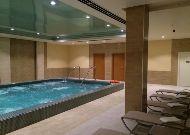 отель Hyatt Place Jermuk: Джакузи в бассейне